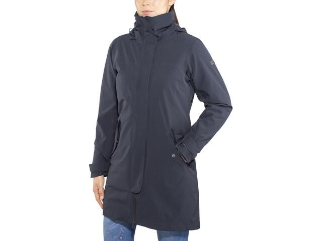 Bergans Oslo 3in1 Coat Women outer:dark navy mel/inner:dark navy mel